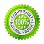 Eco Friendly Natural Product Logo