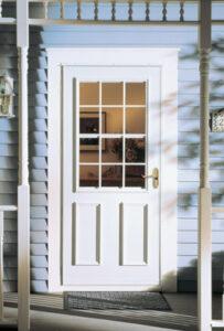 prestige seal security door