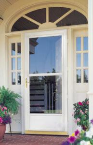 classic elegance security door
