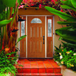 Enry Door with side lites